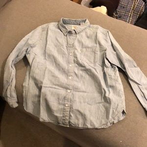 Levi's boyfriend fit button down